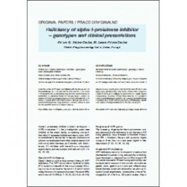 Int. Rev. Allergol. Clin. Immunol. Family Med., 2018, XXIV/1: 035-041