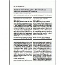 Pol. Merkur. Lek (Pol. Med. J.), 2020, XLIX/290: 133-137